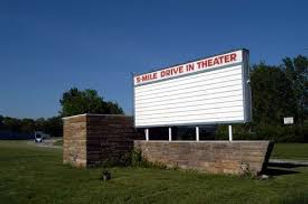 5-Mile Drive In Theater