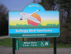 W K Kellogg Bird Sanctuary