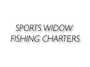 Sports Widow Fishing Charters