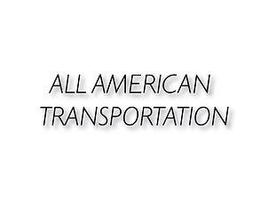 All American Transportation