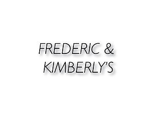Frederic & Kimberly's