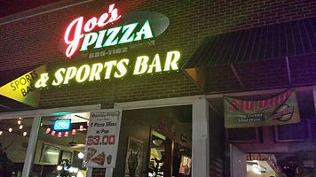 Joe's Pizza & Sports Bar