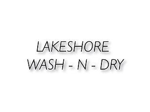 Lakeshore Wash-N-Dry