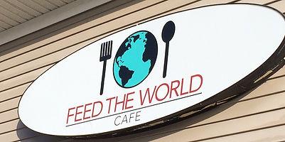 Feed the World Café