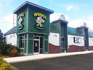 Wings, Etc.