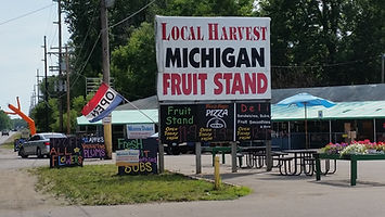 Local Harvest Fruit Stand