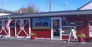 Side Track Ice Cream