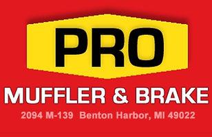 Pro Muffler