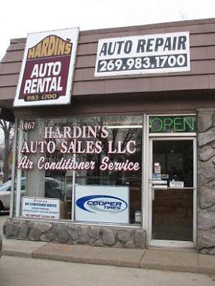 Hardin's Auto Rental