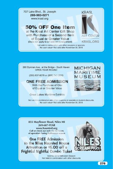 Entertainment Old | Super Book | Southwest Michigan & Kalamazoo