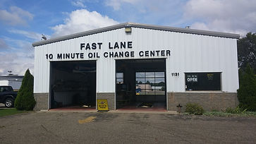 Fast Lane Oil Change