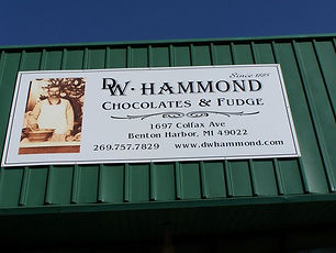 DW Hammond Chocolates & Fudge