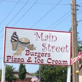 Main Street Burger Shop & Ice Cream