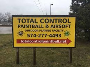 Total Control Paintball & Airsoft Field