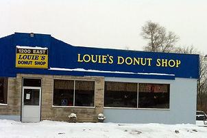 Louie's Donut Shop