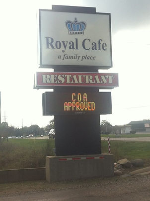 The Royal Café