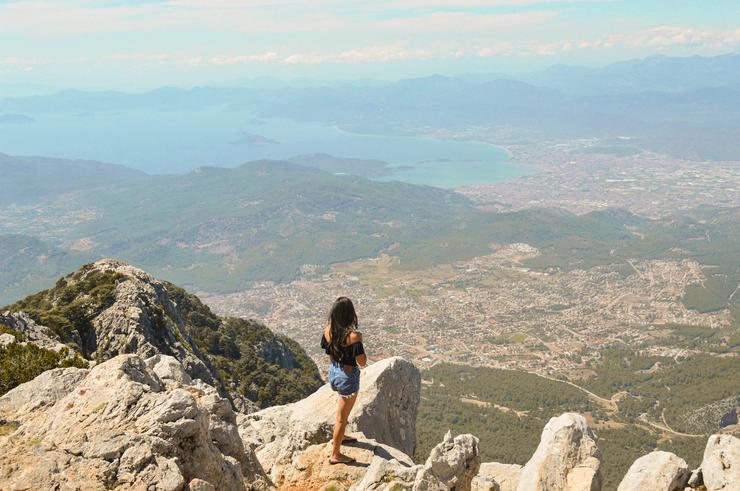Review: Paragliding in Olu Deniz | Turkey | Daniella Travels