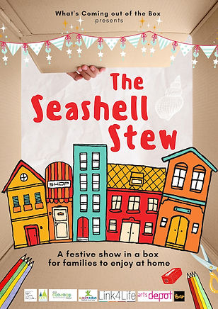 The Seashell Stew Christmas Show Box at