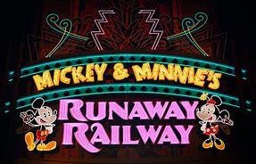 Disney World opens new 'Mickey and Minnie's Runaway Railroad' ride