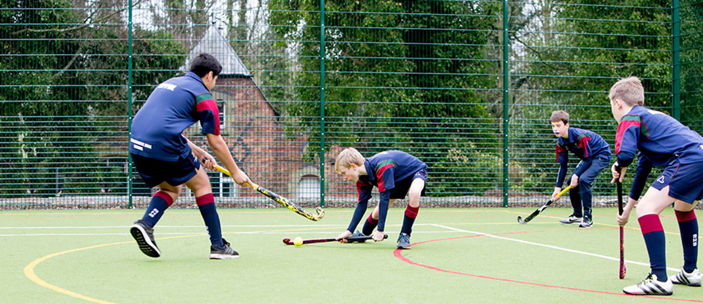 Scarisbrick Hall School: MUGA Pitch