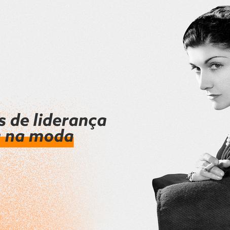 3 exemplos de liderança feminina na moda