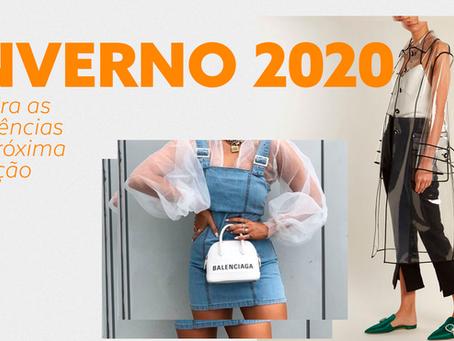 Inverno 2020: fique atenta às maiores tendências