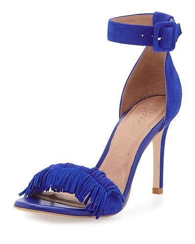 Joie Blue Pippi Sandals