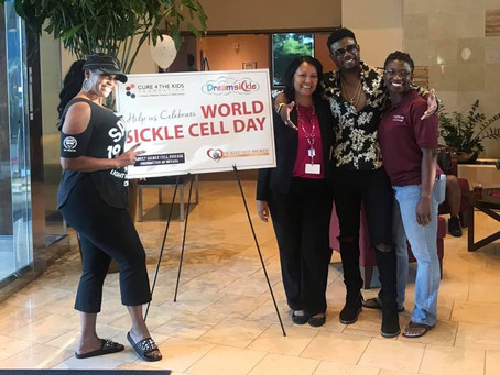 World Sickle Cell Day 2019