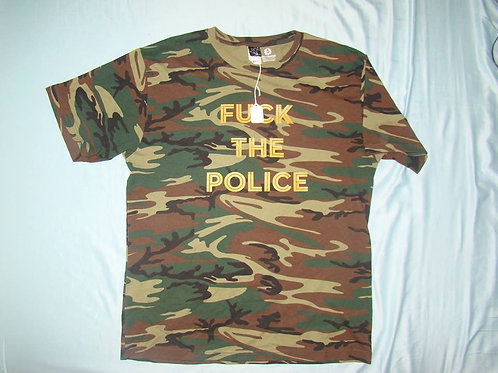 Fuck The Police T-Shirt