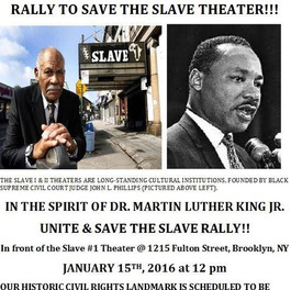 Save the Slave