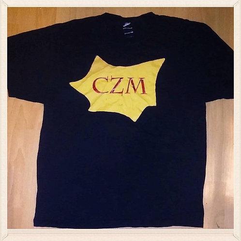 CZM Brand Splash style T-shirt