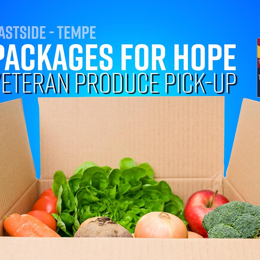 Hope: Veteran Produce Pick-up