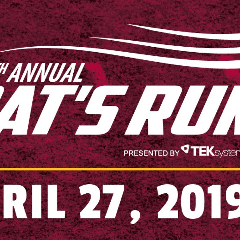 Pat Tillman Run  (PM SHIFT: 4/27 10:30 AM- 3 PM)