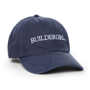 Navy Buildergirl Hat