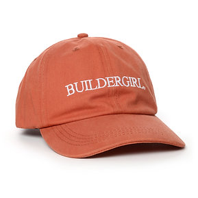 Rust Buildergirl Hat