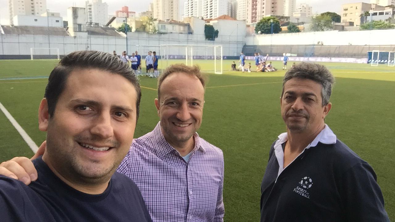 Treino Soccer&Studies