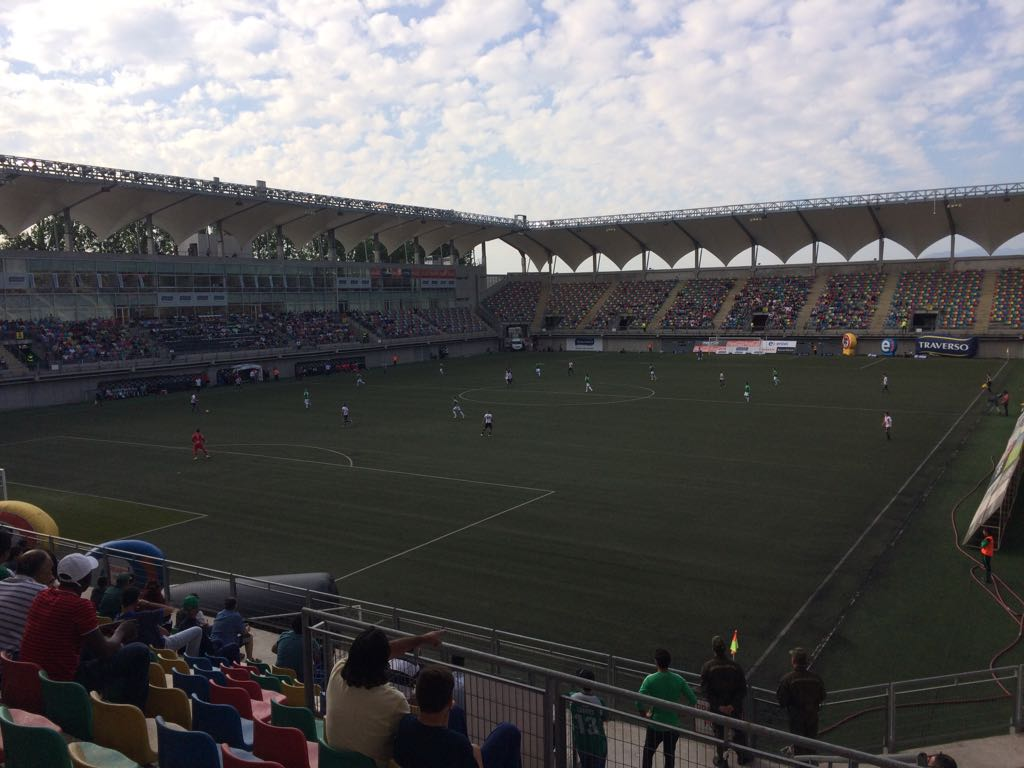 ESTADIO AUDAX ITALIANO