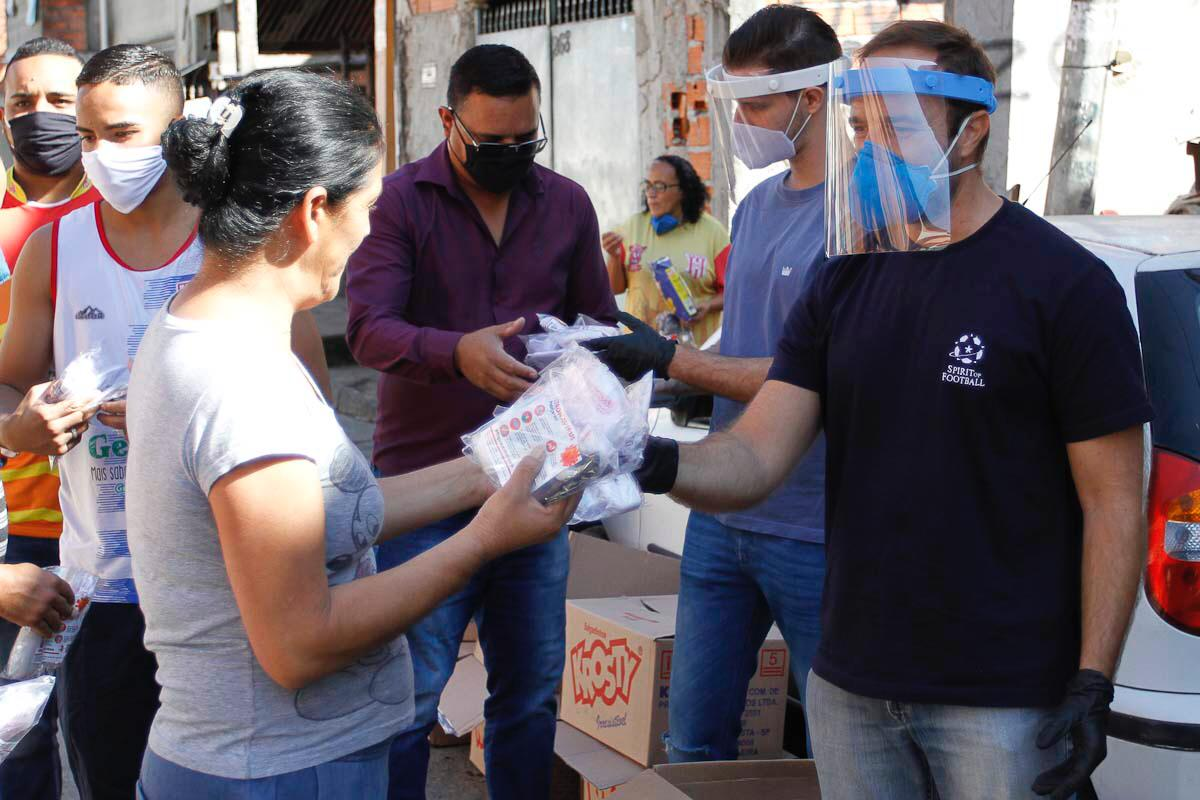 ação solidaria Osasco