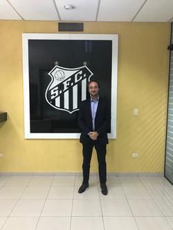 Reuniao Santos FC