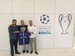 champions league experience brasil