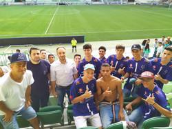 Allianz Parque - Brasiliero sub17