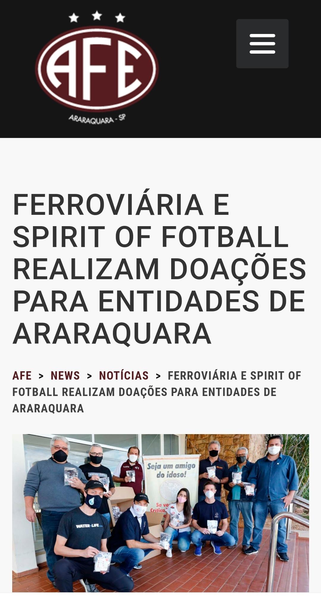 Ação Solidaria Araraquara