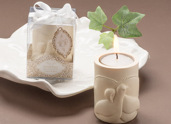 Love Birds Candles
