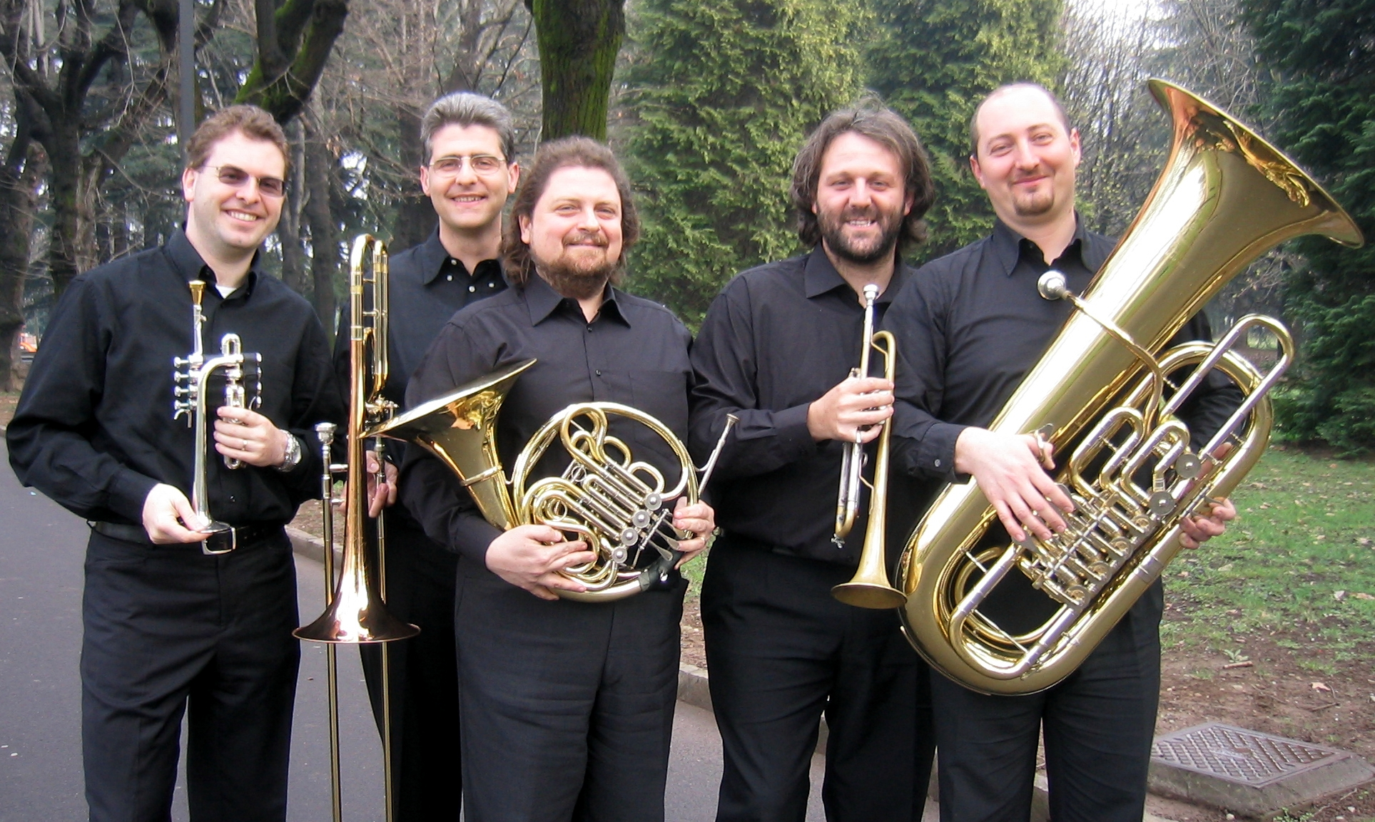 MilanoLusterBrass
