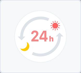 しんばし内科・脳神経クリニック オンライン診療:24時間予約可能