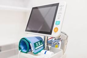 新橋の内科 しんばし内科・脳神経クリニック 動脈硬化測定検査(血管年齢検査)