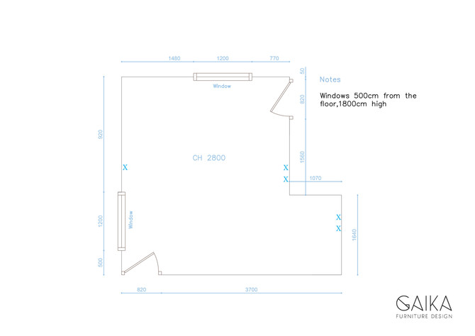 How to draw and measure a floor plan