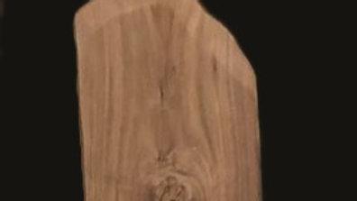 Natural Walnut Charcuterie Cutting Board