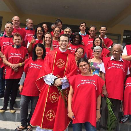 Apoio | Paróquia São João Maria Vianney | Diocese de Santo Ama