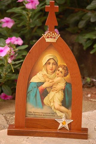 Mãe Peregrina | Paróquia São João Maria Vianney | Diocese de Santo Ama